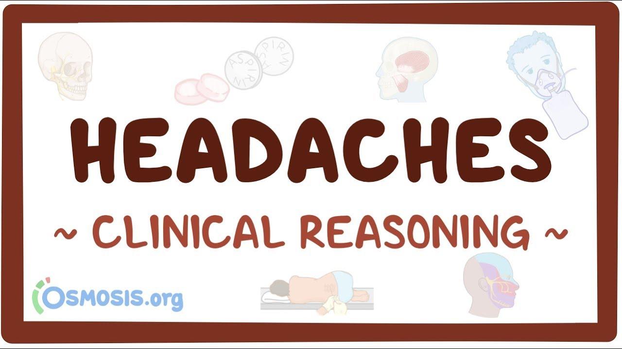 Clinical Reasoning: Headache