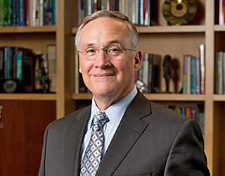 Leaders in Medical Education: Dr  James Woolliscroft, Dean