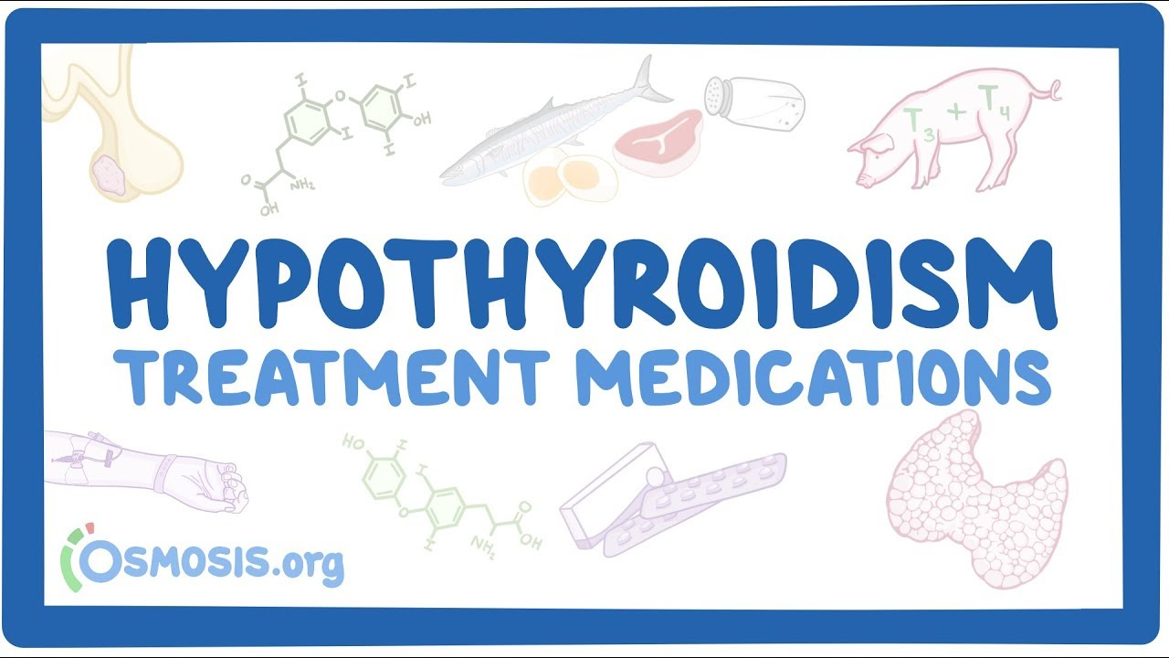 Hypothyroidism Medications