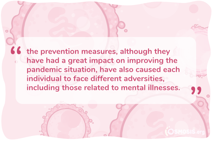 Osmosis text about prevention measures
