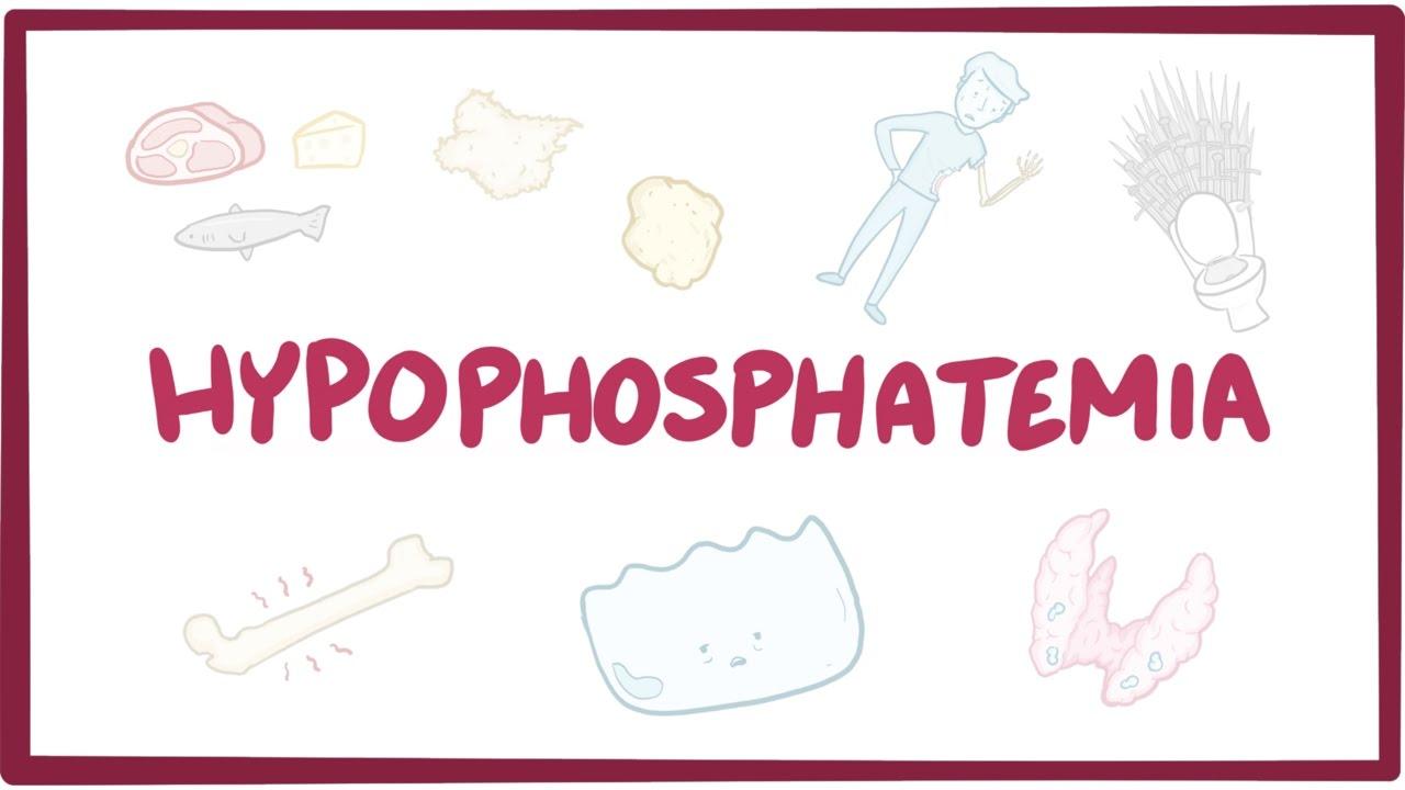 Hypofosfatemia