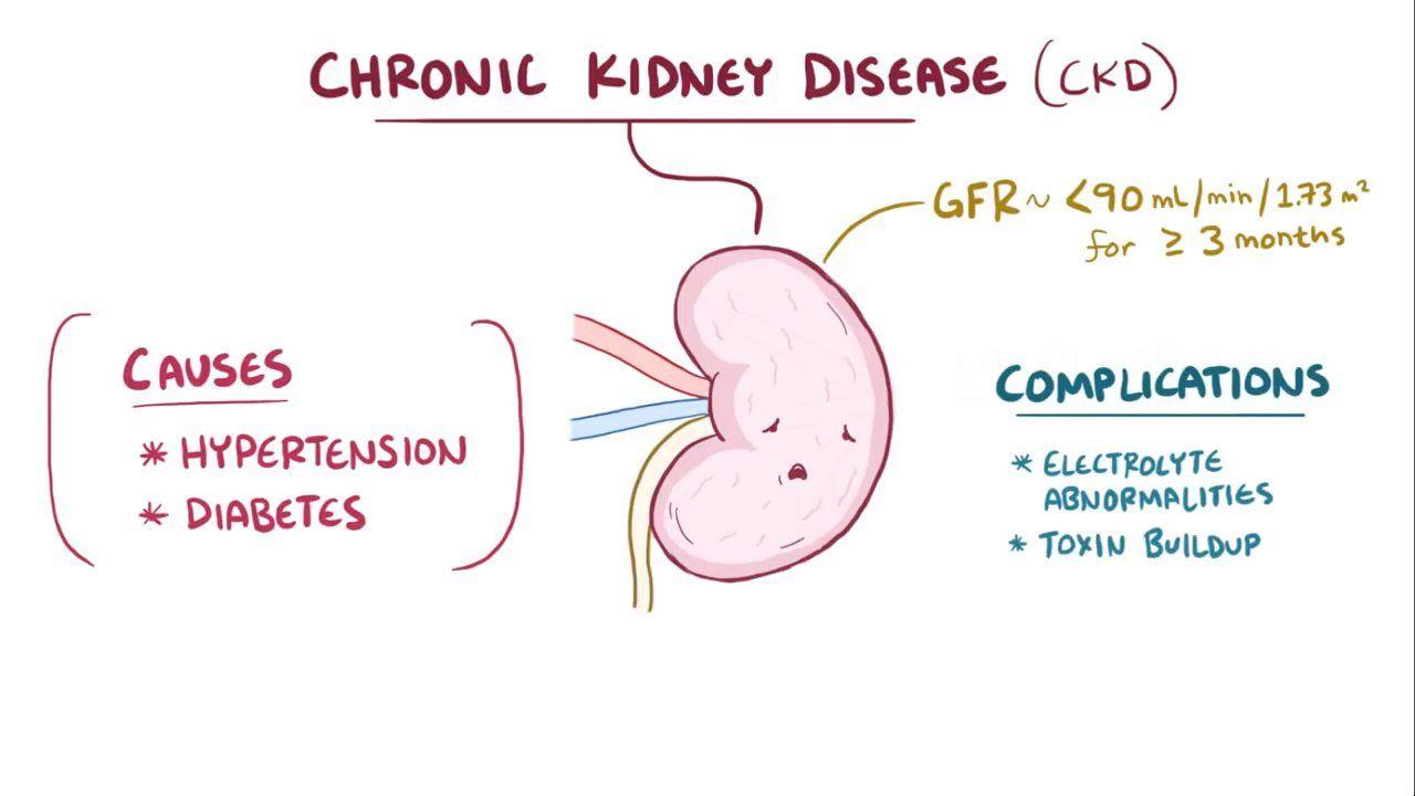 Chronic Kidney Disease Osmosis